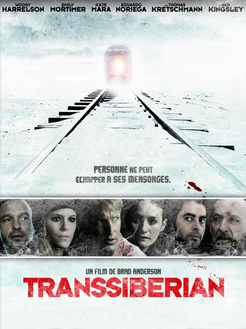 affiche du film Transsiberian