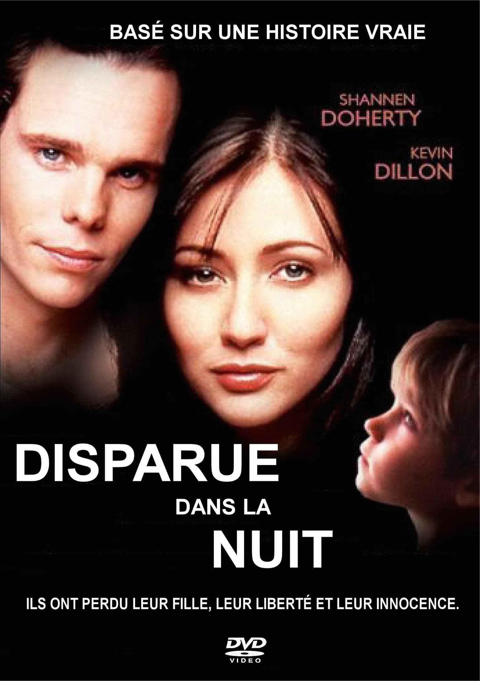 affiche du film Disparue dans la nuit (TV)