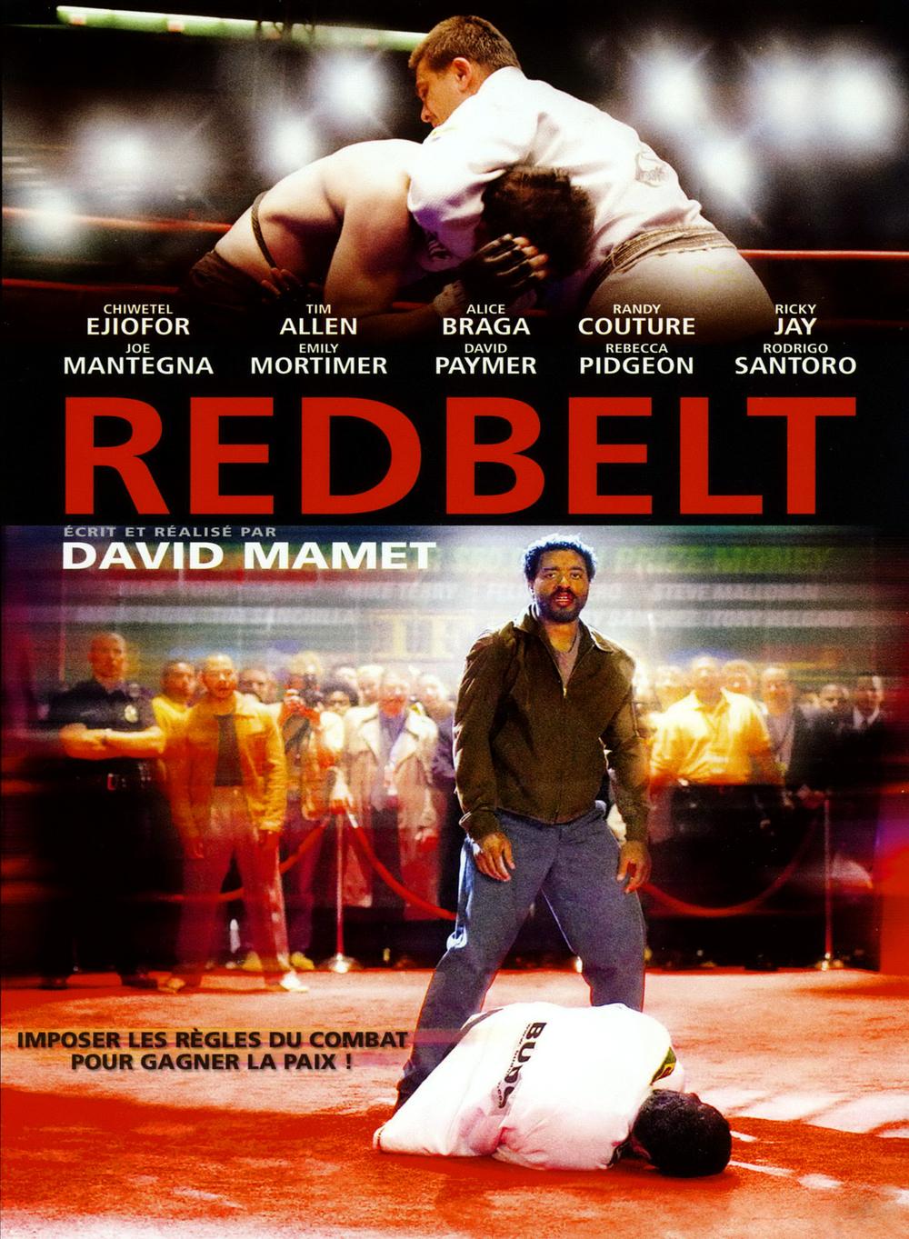 affiche du film Redbelt