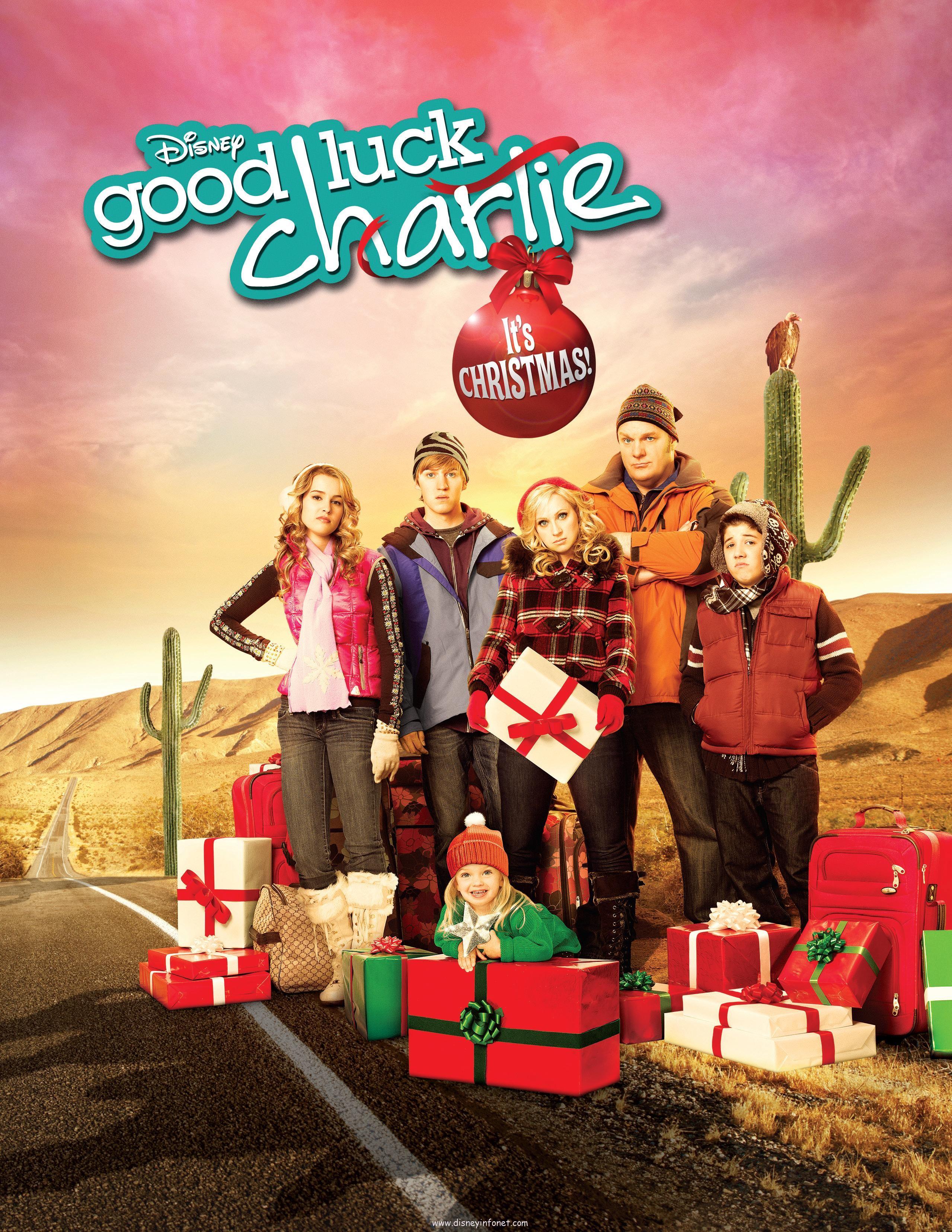 affiche du film Bonne chance Charlie, le film (TV)