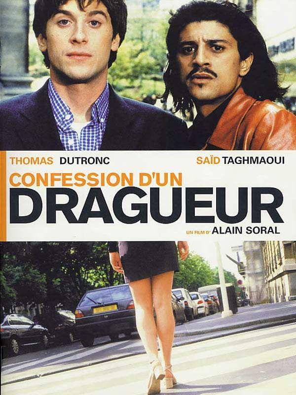 affiche du film Confession d'un dragueur