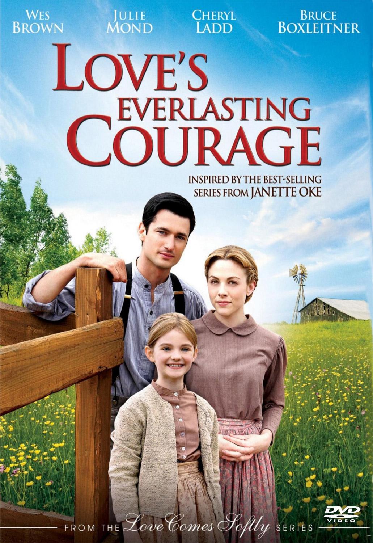 affiche du film Du courage et du cœur (TV)