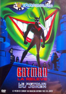 affiche du film Batman, la relève : Le retour du Joker