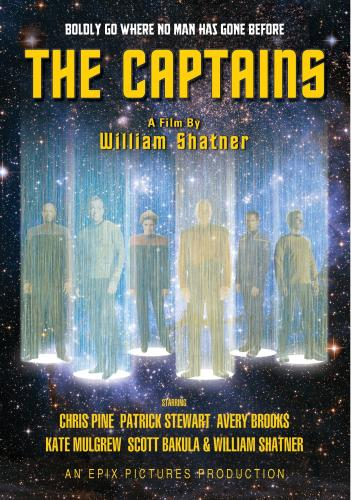 affiche du film The Captains
