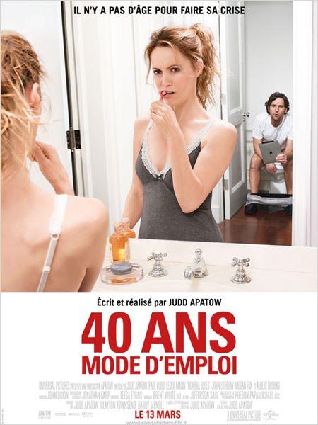 affiche du film 40 ans : mode d'emploi