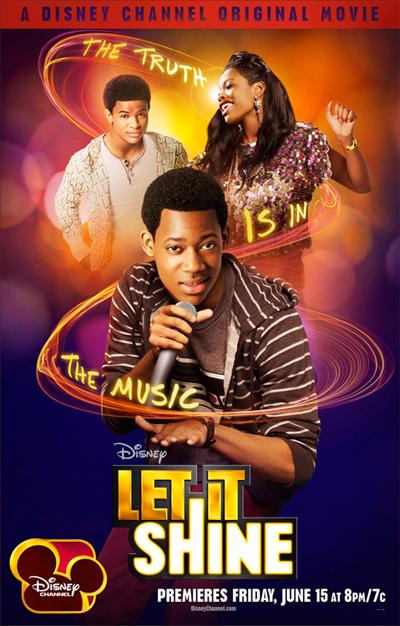 affiche du film Let It Shine (TV)