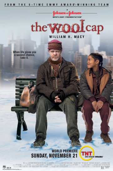 affiche du film Le bonnet de laine (TV)