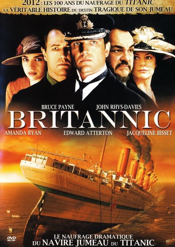 affiche du film Britannic (TV)