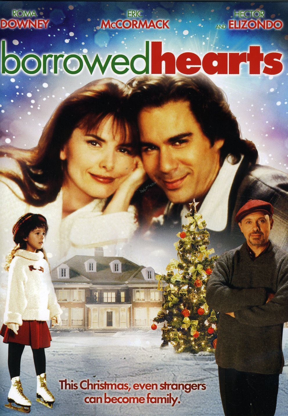 affiche du film Le miracle de Noël (1997) (TV)