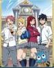 Fairy Tail, L'Académie des fées: Le Délinquant et la Délinquante (Fairy Tail, Yousei Gakuen Yankee-kun to Yankee-chan)