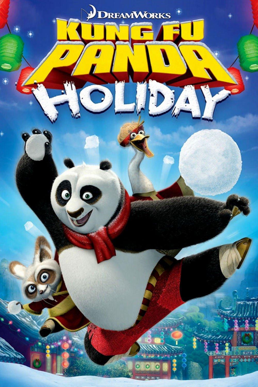 affiche du film Kung Fu Panda: Bonnes fêtes (TV)