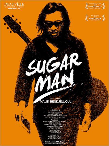 affiche du film Sugar Man