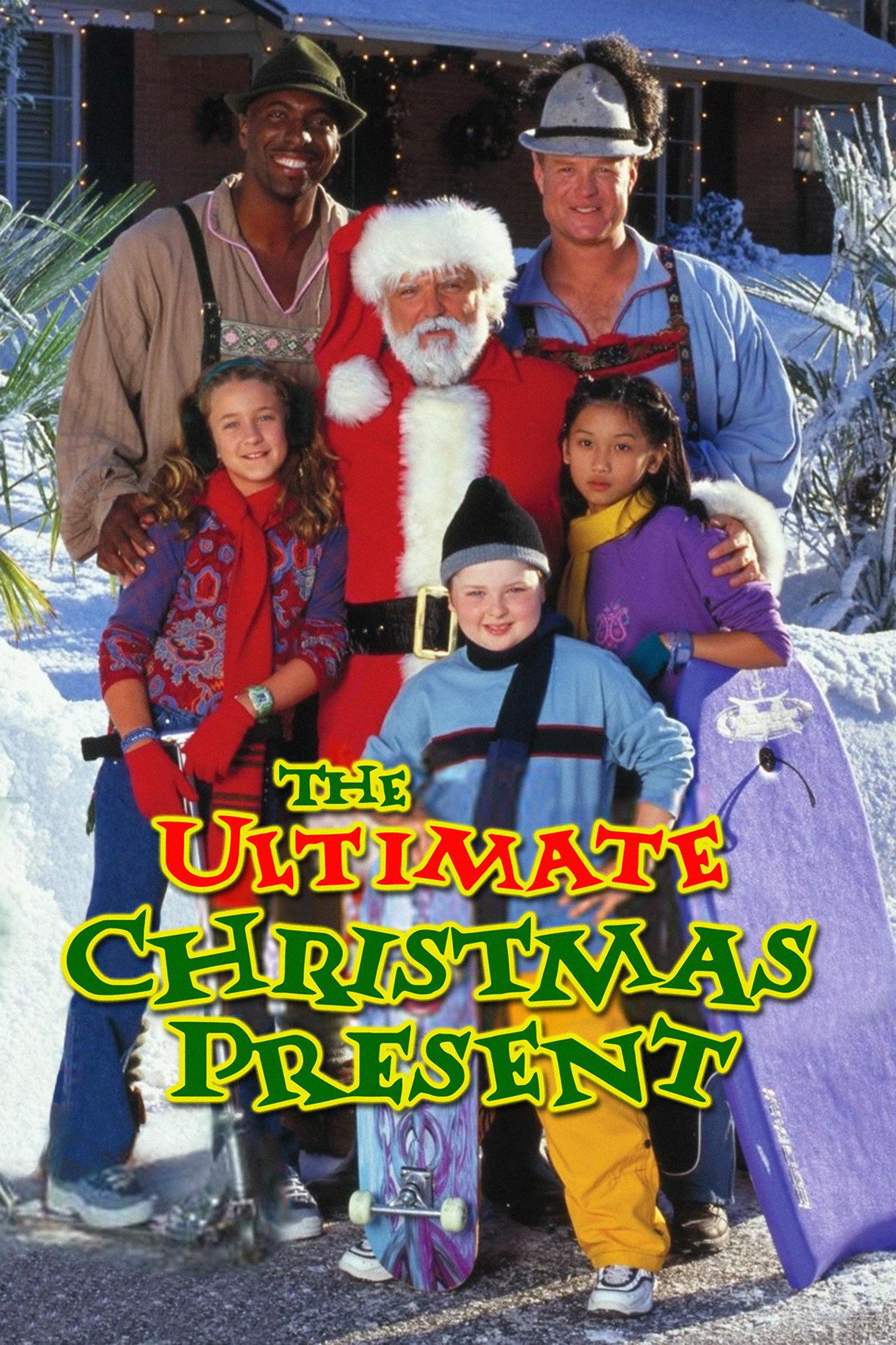 affiche du film Le Plus Beau Cadeau de Noël (TV)