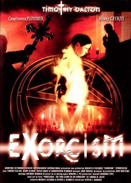 affiche du film Exorcism (TV)