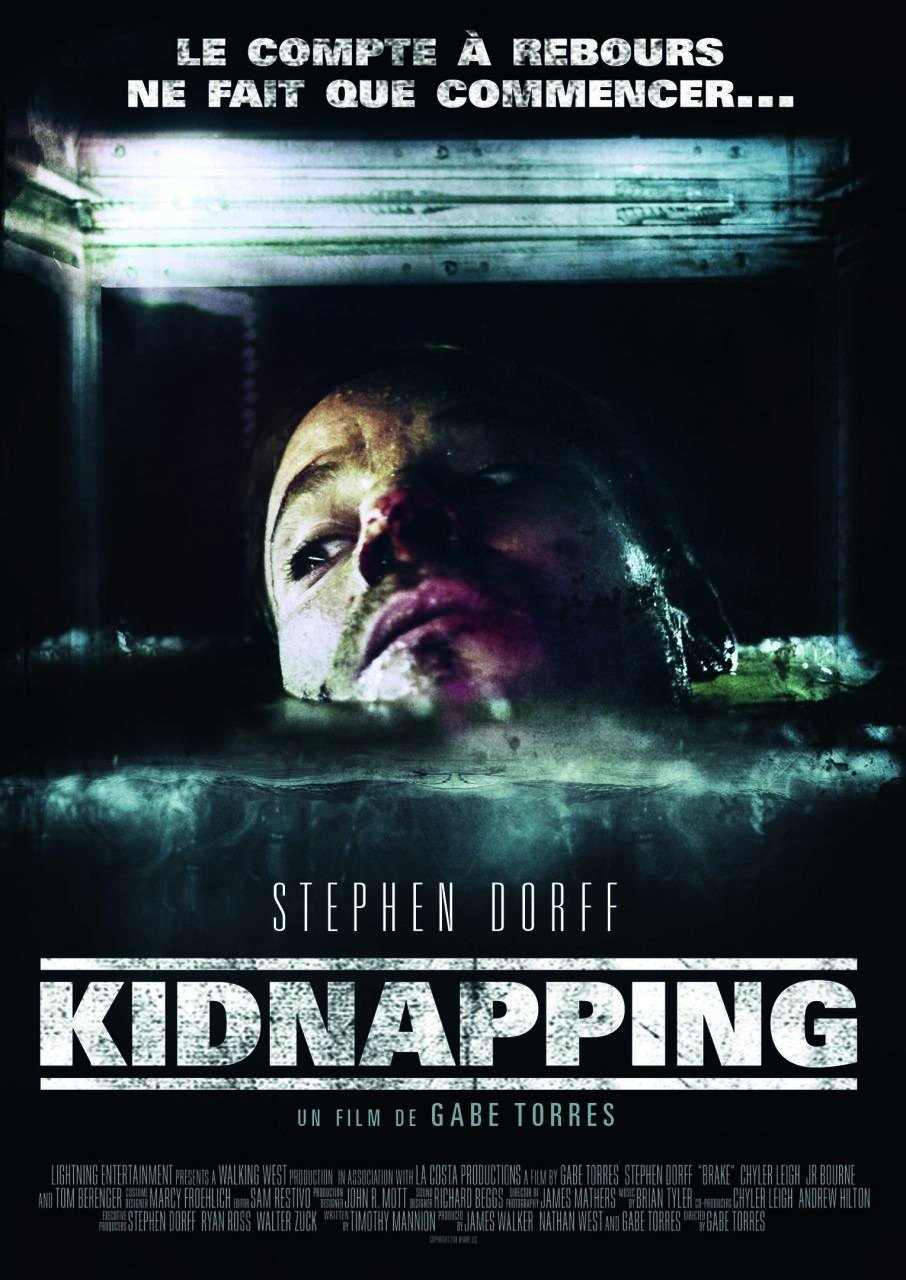 affiche du film Kidnapping
