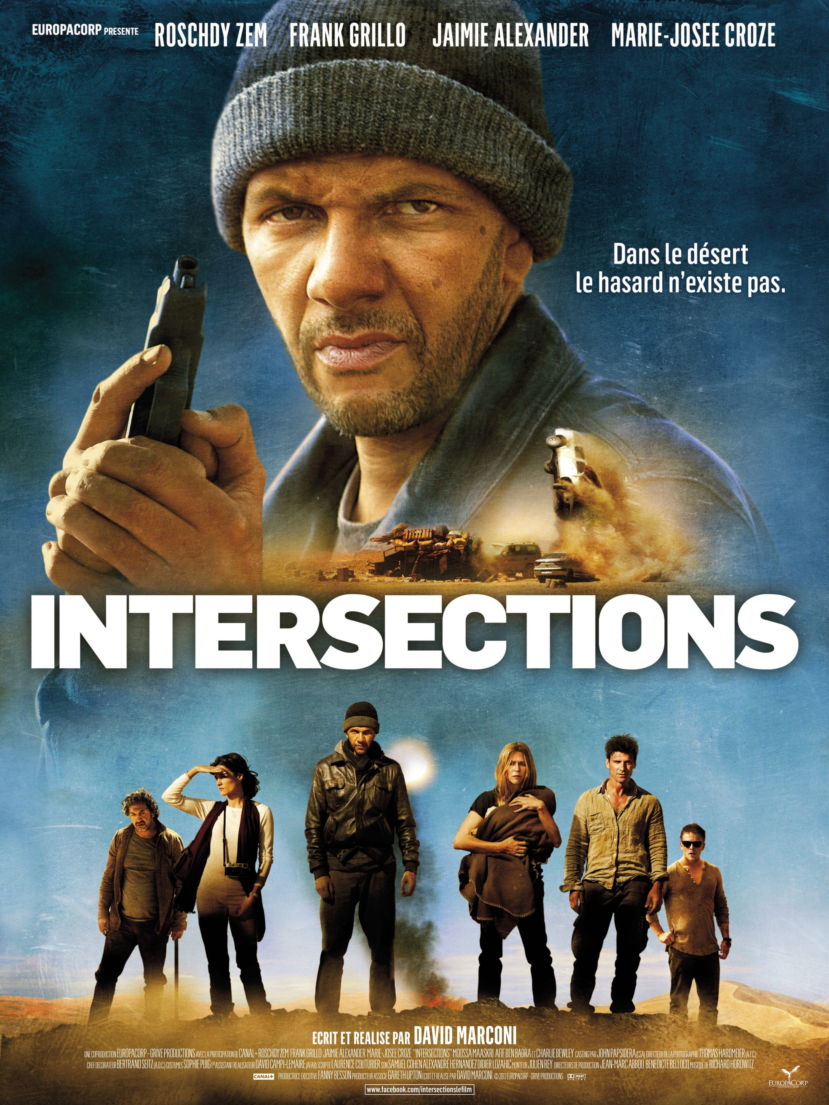 affiche du film Intersections