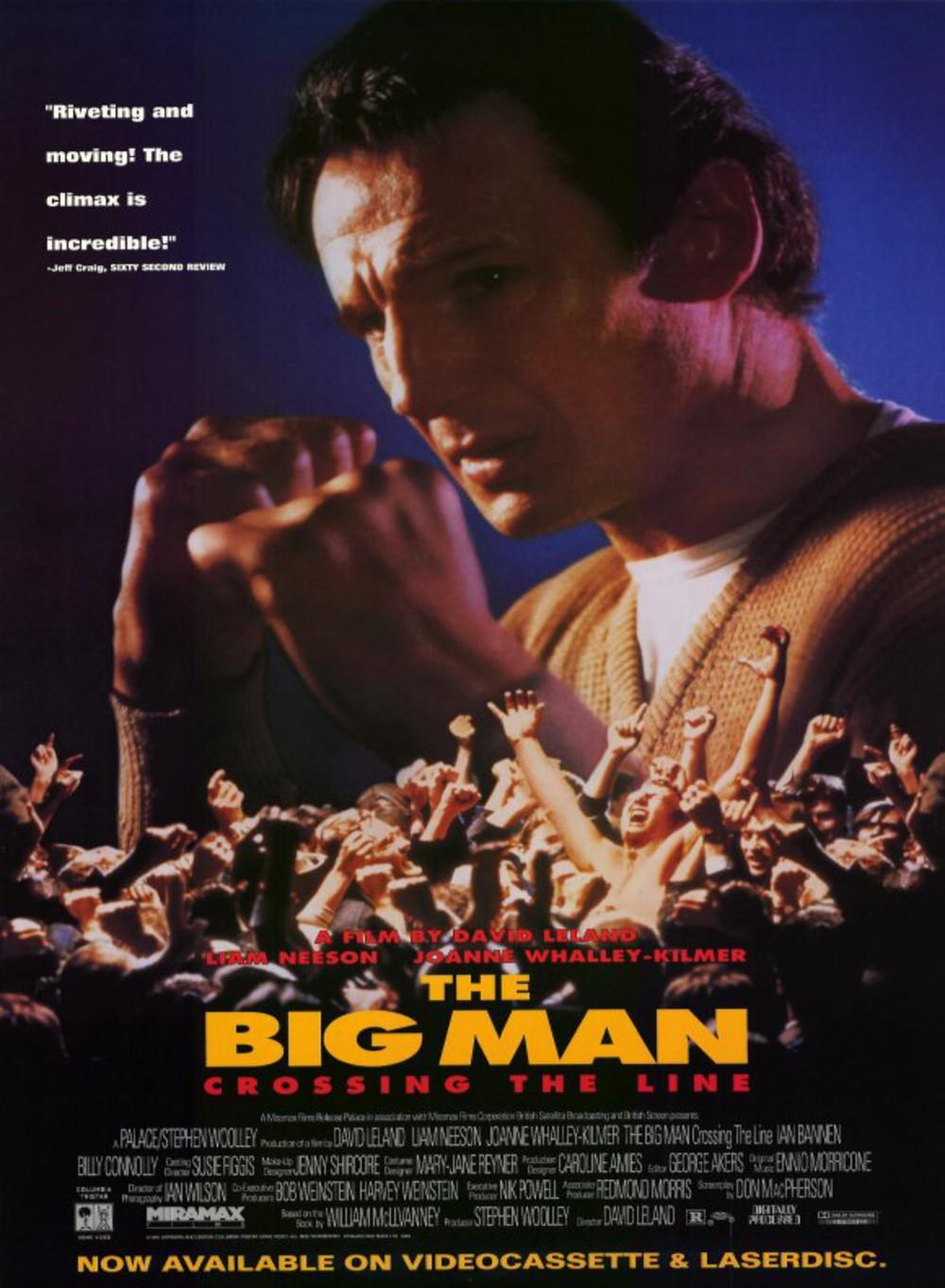 affiche du film The Big Man