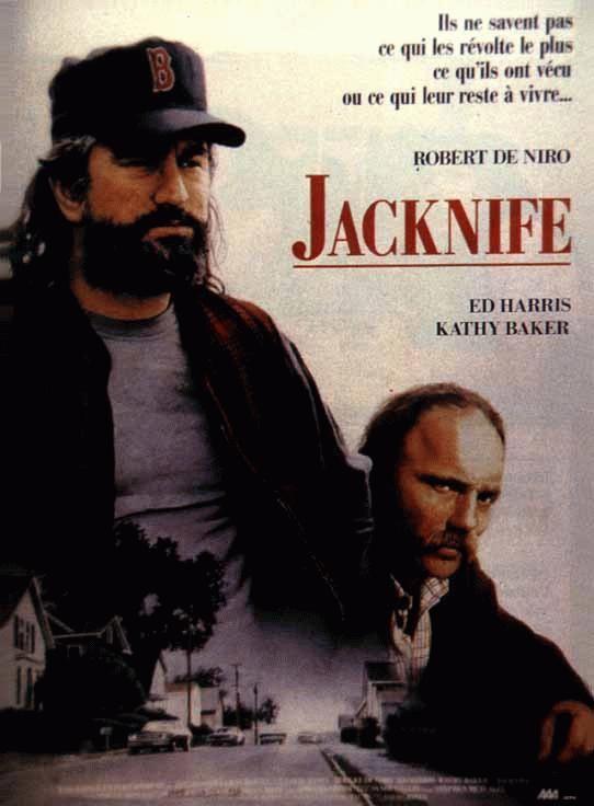 affiche du film Jacknife