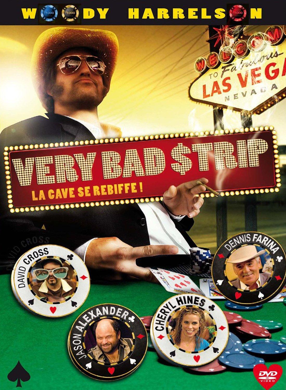 affiche du film Very Bad Strip : la cave se rebiffe