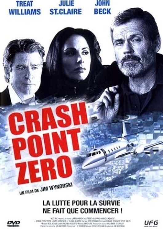 affiche du film Crash Point Zero (TV)