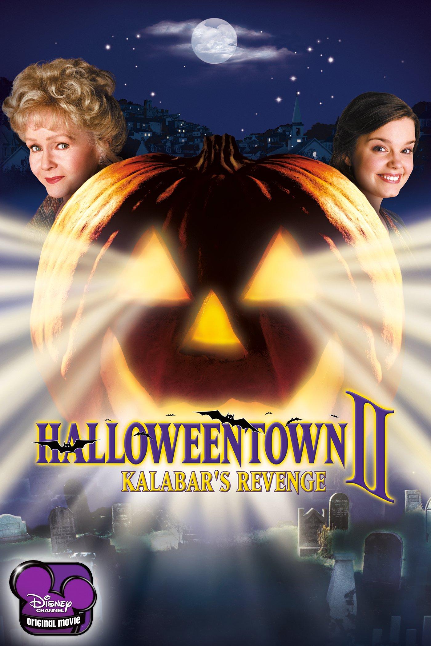 affiche du film Les Sorcières d'Halloween 2 (TV)
