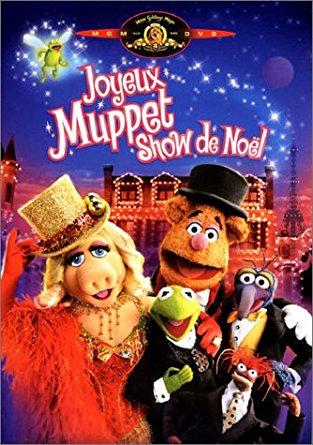 affiche du film Joyeux Muppet Show de Noël (TV)