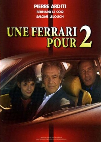 affiche du film Une Ferrari pour deux (TV)