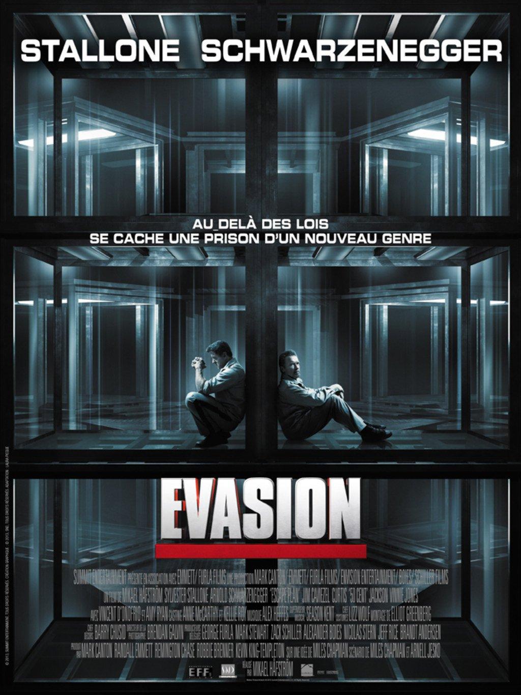 affiche du film Évasion