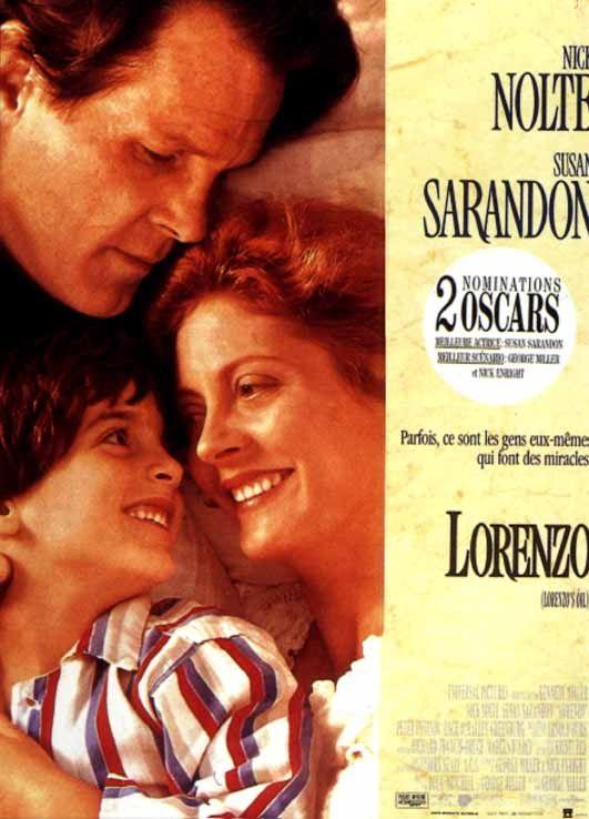 affiche du film Lorenzo