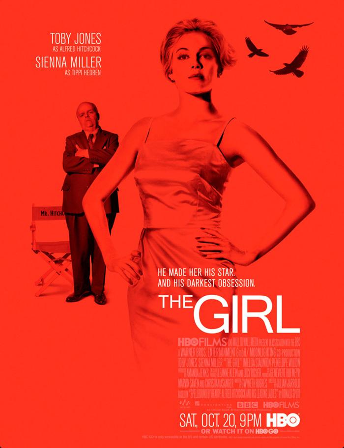 affiche du film The Girl (TV)