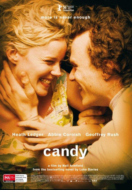 affiche du film Candy (2006)