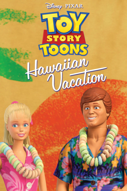 affiche du film Toy Story: Vacances à Hawaï