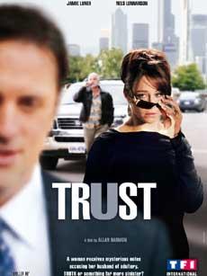 affiche du film Confiance brisée (TV)