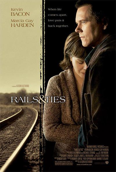affiche du film Rails & Ties