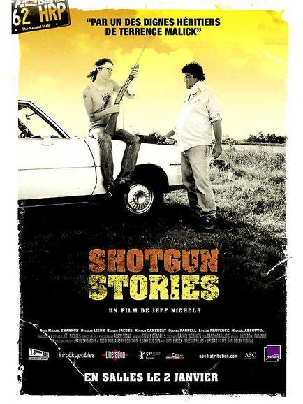 affiche du film Shotgun Stories