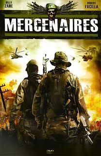 affiche du film Mercenaires