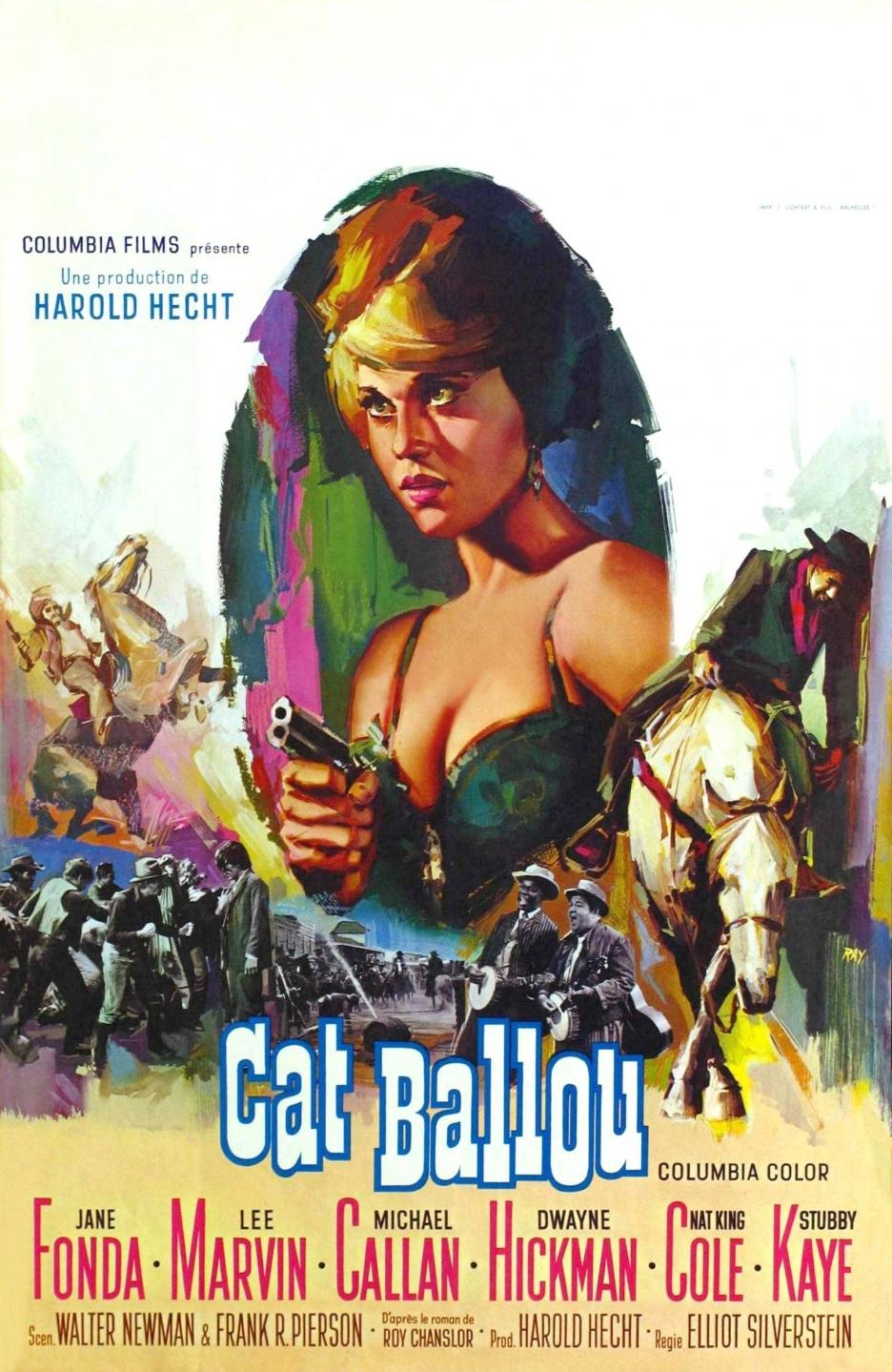 Cat Ballou Film