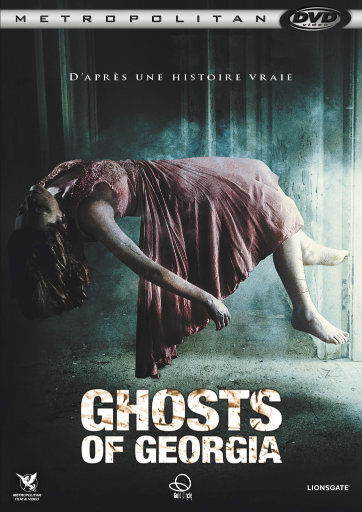 affiche du film Ghosts of Georgia