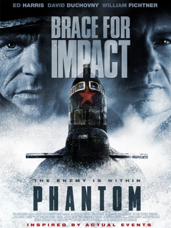 affiche du film Phantom