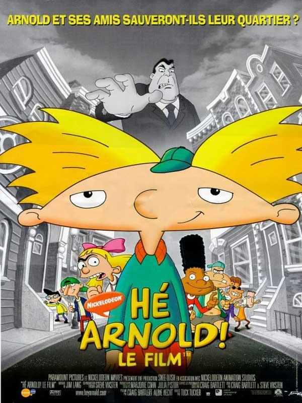 affiche du film Hé Arnold! Le film