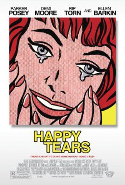 affiche du film Happy Tears