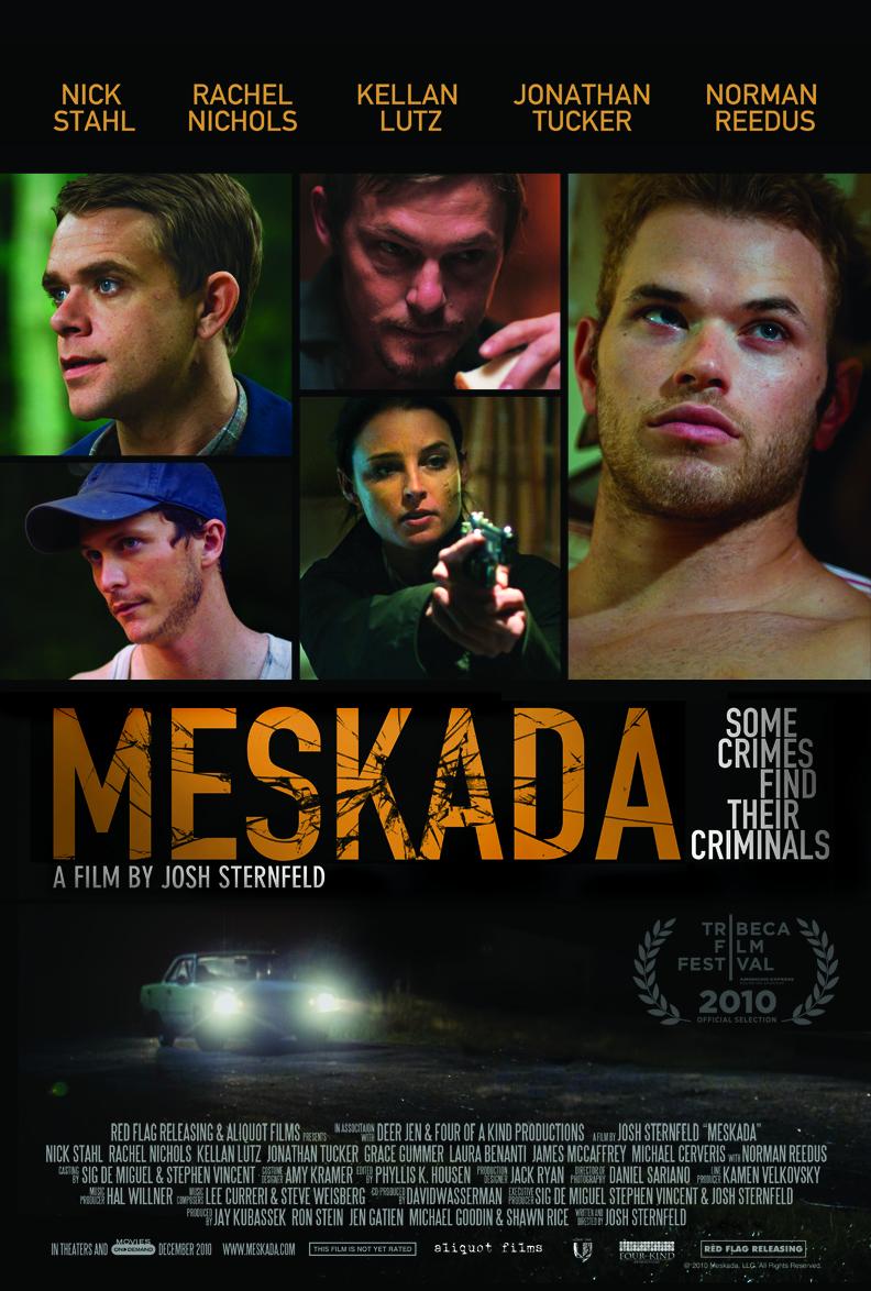 affiche du film Meskada