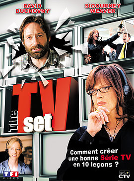 affiche du film The TV Set