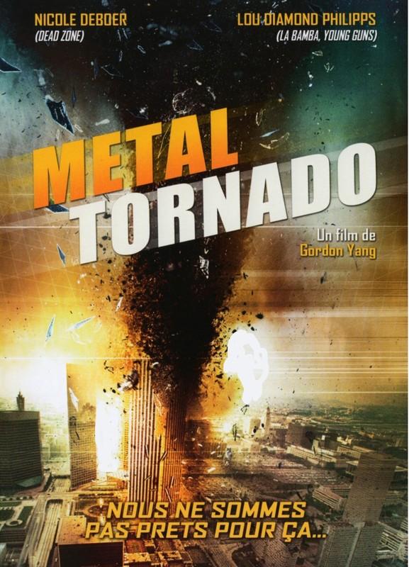 affiche du film Face à la tornade (TV)