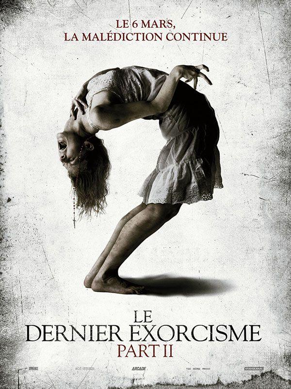 affiche du film Le Dernier exorcisme: Part II