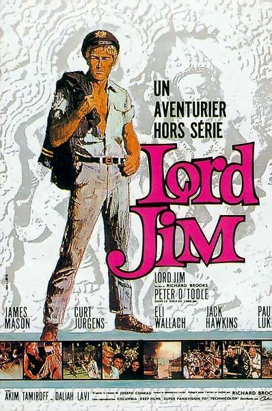 affiche du film Lord Jim