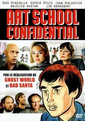 affiche du film Art School Confidential
