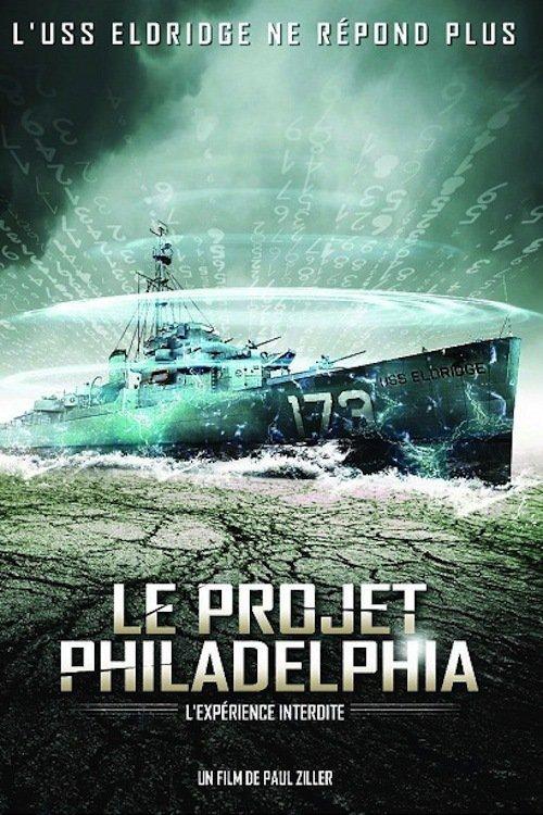 affiche du film Le Projet Philadelphia, l'expérience interdite (TV)