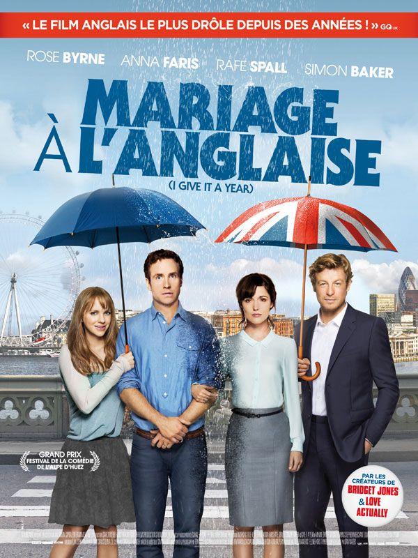 Mariage à l'anglaise Affich_24351_1