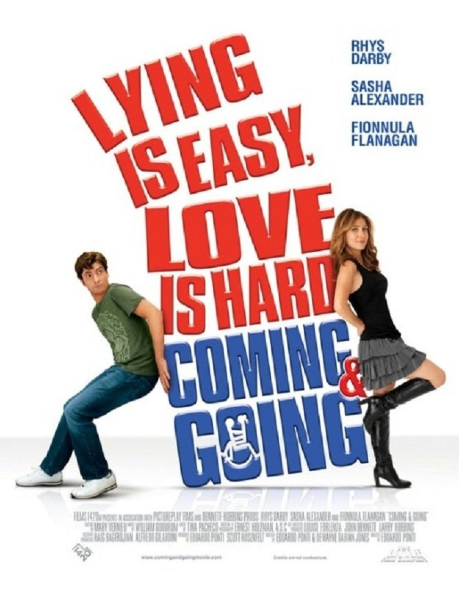 affiche du film Coming & Going